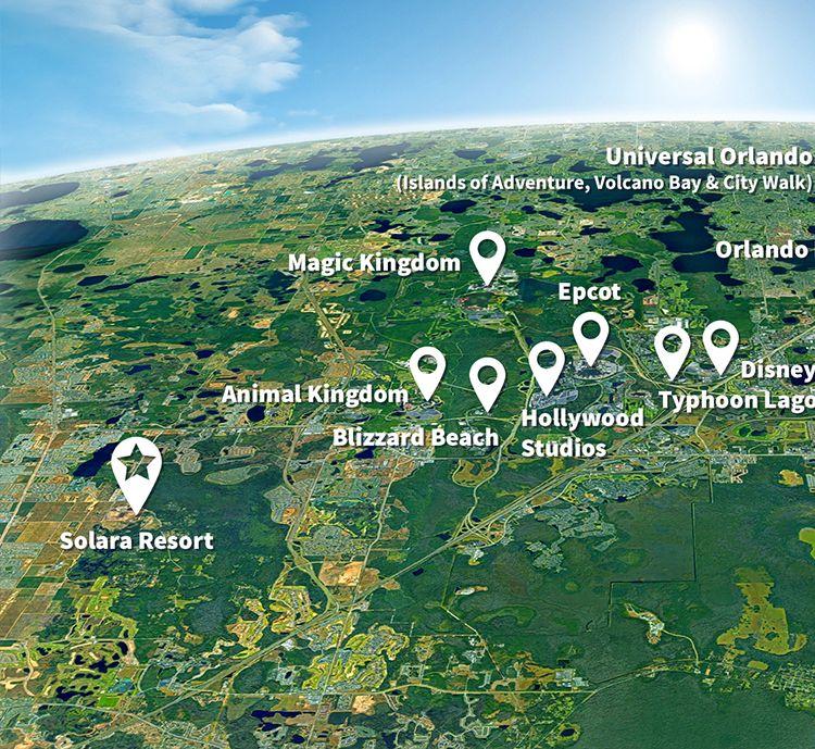 Solara Map
