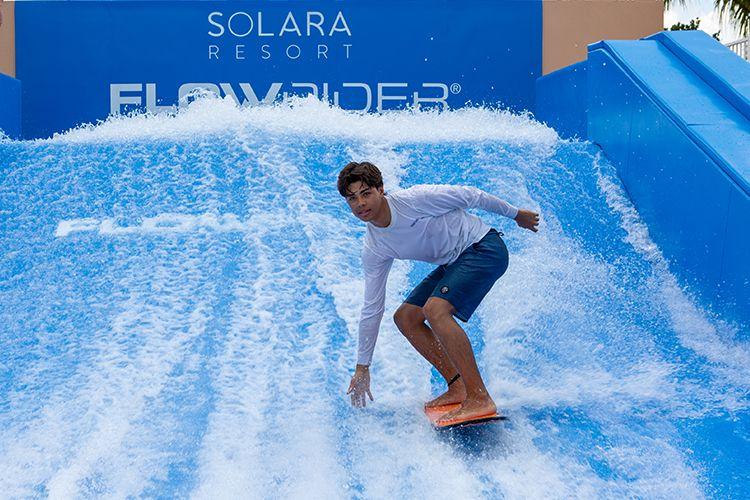 Solara Resorts Flowrider