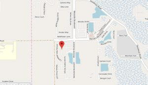 Solara Resort Florida Map