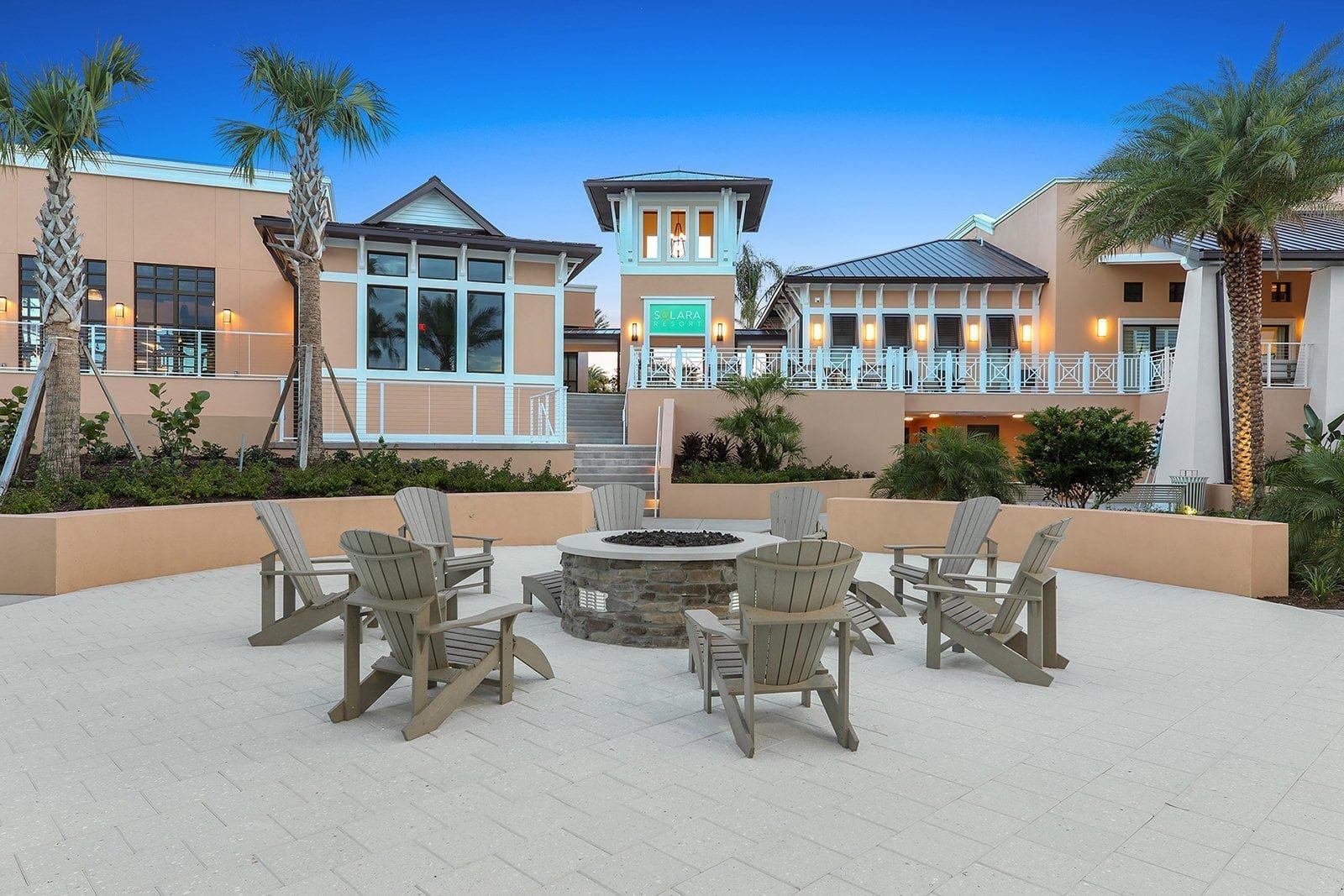 Solara Resort Amenities